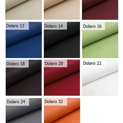 Lederschaumstoffmatte Farben