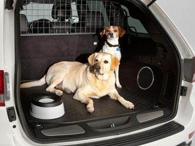 Standard Hundegitter
